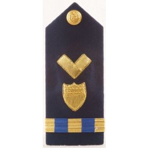 Hard Shoulder Boards WO3 MAT